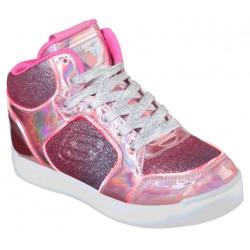 Skechers Led Gl.itzy Glow Pink