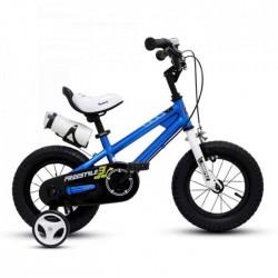 Bicicleta Royal Baby Fr Niño Aro 12 Azul
