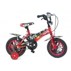 "Bicicleta Aro 12"" Niño Roja China"