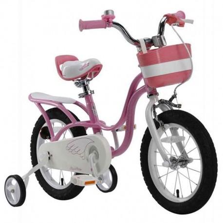 Bicicleta Royal Baby Niña 16 Matt Lit Swan R