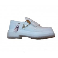 Hush Puppies Lina White