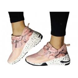 Zapatilla Stains Pink Danicolle